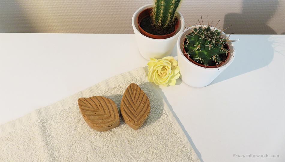 Recette simple : le shampoing solide au shikakai