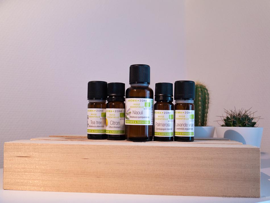 5 huiles essentielles incontournables pour les peaux grasses et acnéiques