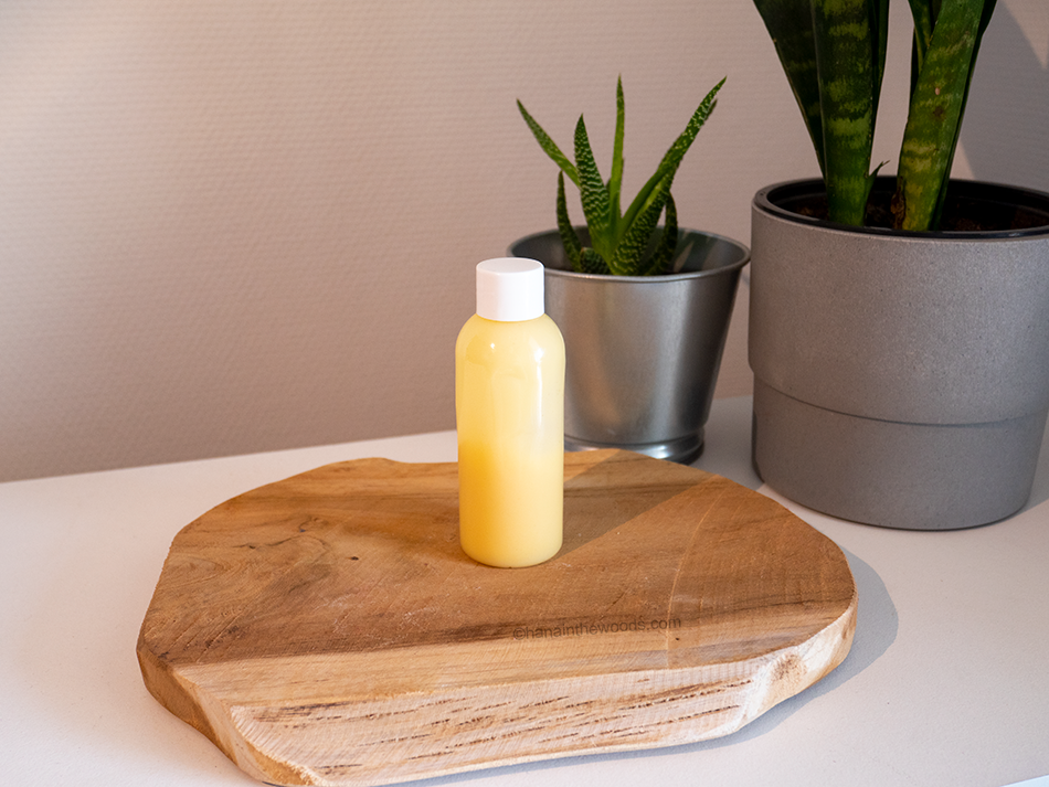 Recette facile : faire soi-même son liniment oléo-calcaire
