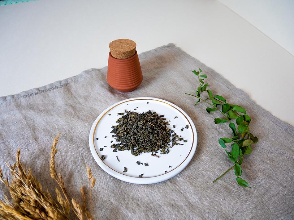 Prendre soin de soi grâce au thé vert