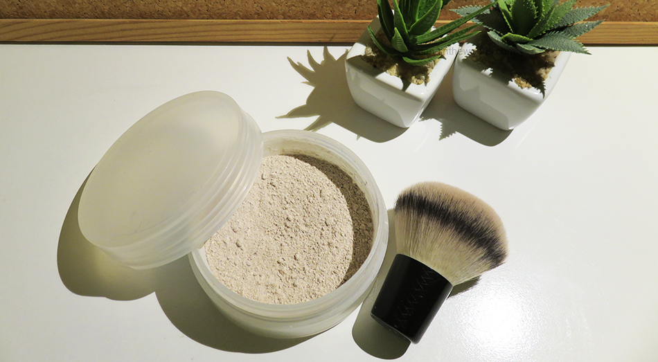 Recette naturelle pour faire sa poudre matifiante faite maison