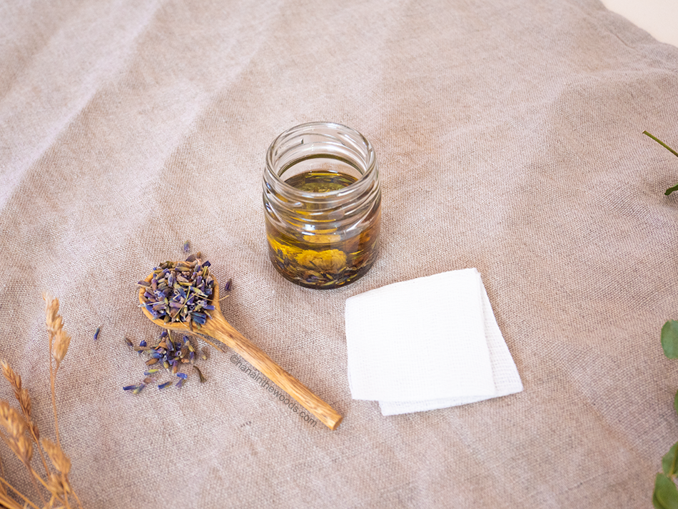 Comment réaliser un macérât huileux anti-inflammatoire ?